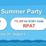 Group logo of Easily Use RSorder Summer Party 7% Off Code to Purchase RS Gold for Sale from Jul 29