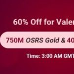 Group logo of Obtain RSorder 60% Off OSRS Gold for Sale as Valentine's Gift on Feb. 8