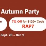 Group logo of Time to Join in RSorder Autumn Party to Take 7% Discount for Cheap RuneScape Gold Tomorrow