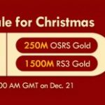 Group logo of Seize the Rare Chance to Take Free Cheap Runescape 2007 Gold on RSorder for Xmas