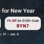 Group logo of Happy New Year! Let's Take 07 Runescape Gold with 7% Off on RSorder until Jan.6